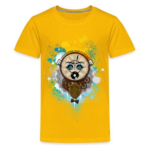 Remember the futur Souviens toi du futur - T-shirt Premium Ado