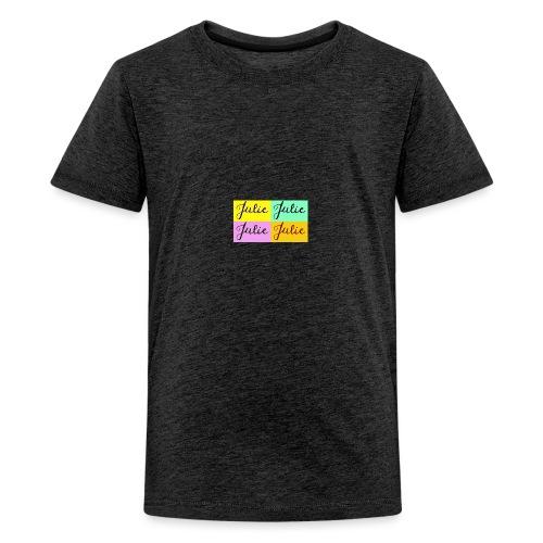 Julie Pop art - T-shirt Premium Ado