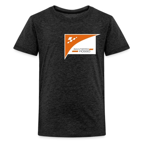 banterro rosso logo png - Teenage Premium T-Shirt