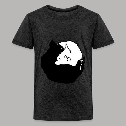 YinYang - Teenager Premium T-Shirt