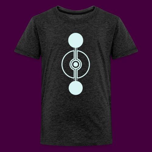 Cropcircle - Kornkreis Cooksplantation - Teenager Premium T-Shirt