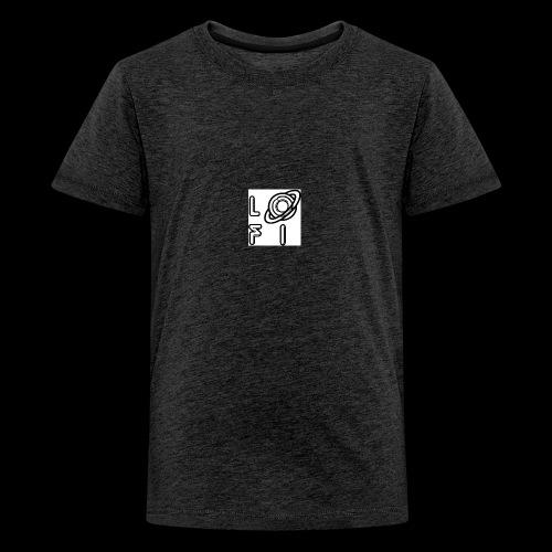 PLANET LOFI - Teenage Premium T-Shirt