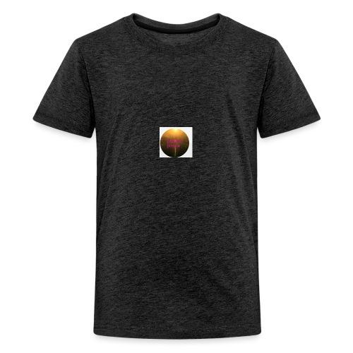 Merchandise with my logo - Teenage Premium T-Shirt