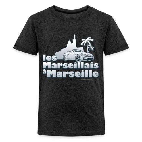 les marseillais à marseille - T-shirt Premium Ado