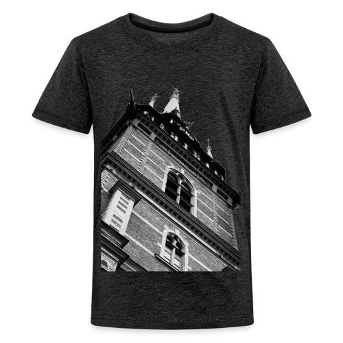 Torn - Premium-T-shirt tonåring