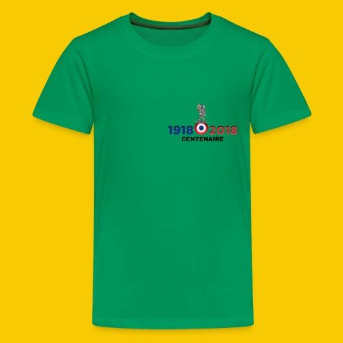 CENTENAIRE - T-shirt Premium Ado