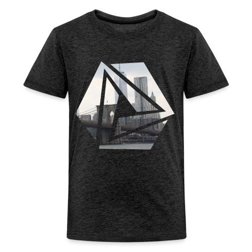 Journée du triangle infini - T-shirt Premium Ado