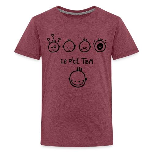ptit tom - T-shirt Premium Ado
