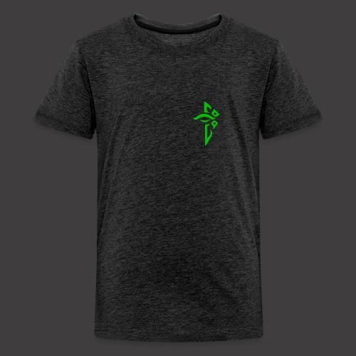 Enlightened_alt - Teenager Premium T-Shirt