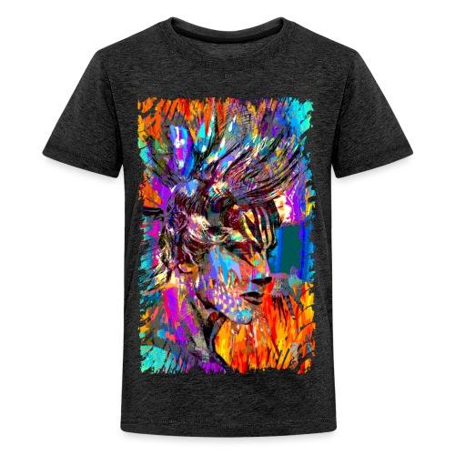 HAIRstyle - Teenager Premium T-Shirt