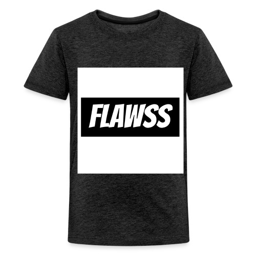 Flawss - Teenage Premium T-Shirt