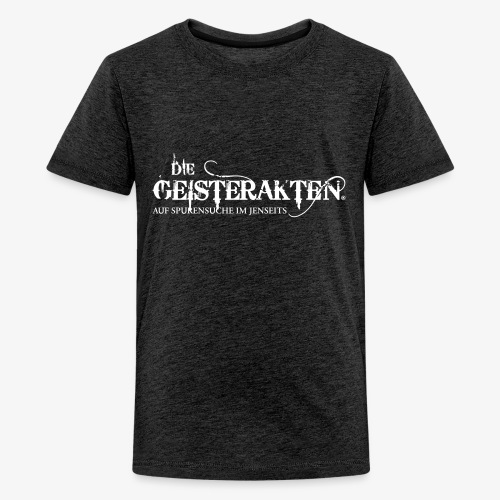 Motiv Geisterakten - Teenager Premium T-Shirt
