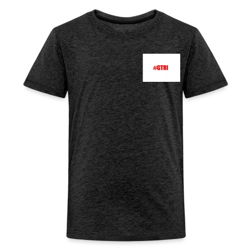 shirt and logo - Teenage Premium T-Shirt