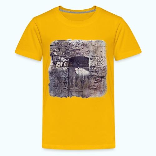 Vintage monochrome - Teenage Premium T-Shirt