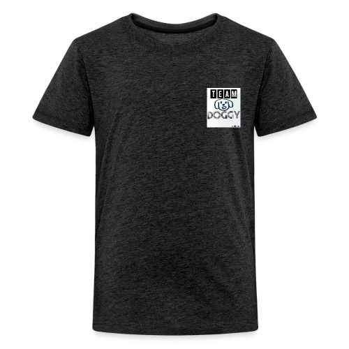Team doggy fußball - Teenager Premium T-Shirt