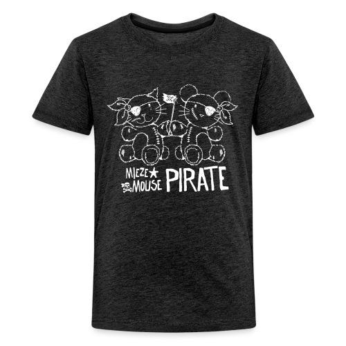 MIEZEMOUSE PIRATE BOYS - Teenager Premium T-Shirt