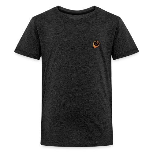 Tulikartta - Teinien premium t-paita