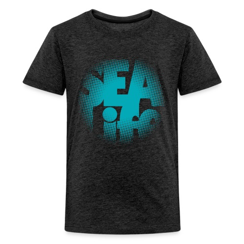 Sealife Surfing Tees, Textiles, Gifts, Products - Teinien premium t-paita