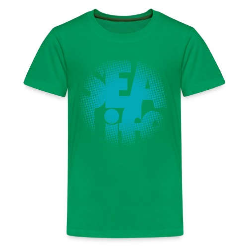 Sealife surfing tees, clothes and gifts FP24R01A - Teinien premium t-paita