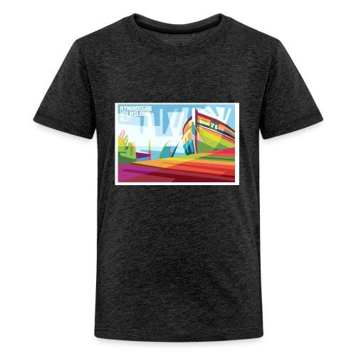 DK-Shirts Nymindegab Pop-Art - Teenager Premium T-Shirt