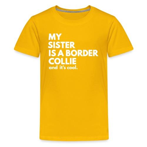 MSB_TEE_SISTER - T-shirt Premium Ado
