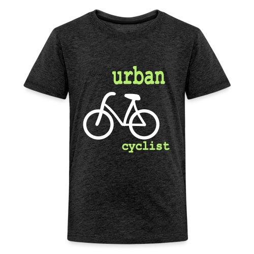 Urban Cyclist - Teenager Premium T-Shirt