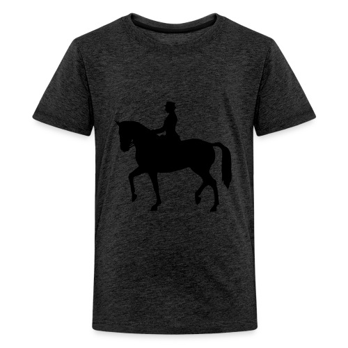 Dressuur 1C - Teenager Premium T-shirt
