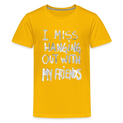 by Rene Holm - Teenager premium T-shirt