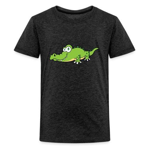 Krokodil - Teenager Premium T-shirt