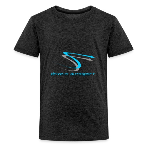 Drive-In Autosport - Maglietta Premium per ragazzi