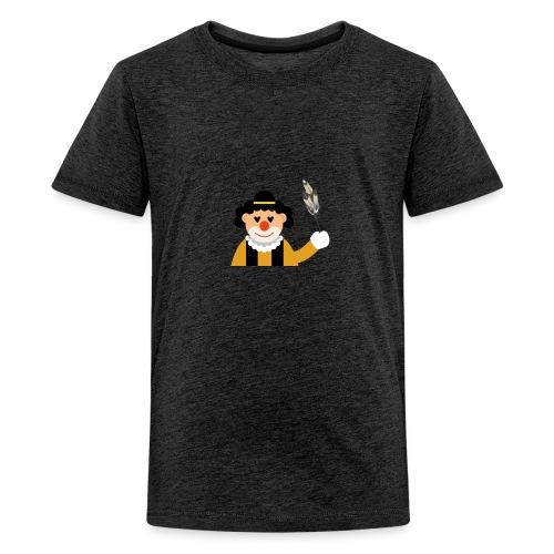 Clown - Teenager Premium T-Shirt