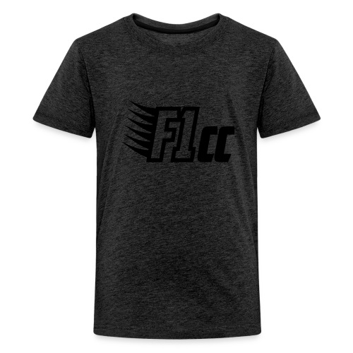 f1 2col - Teenage Premium T-Shirt
