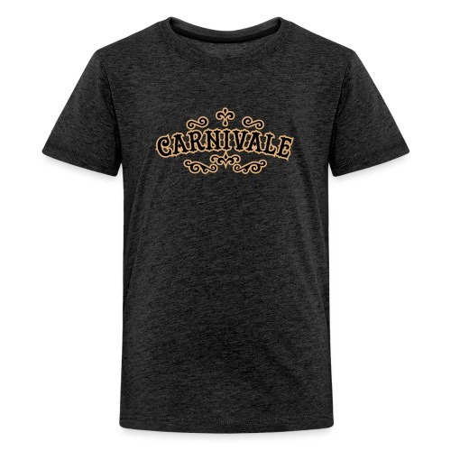 logo_carnivale_outline - Teenager Premium T-shirt