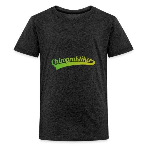 Chiropraktiker (DR12) - Teenager Premium T-Shirt