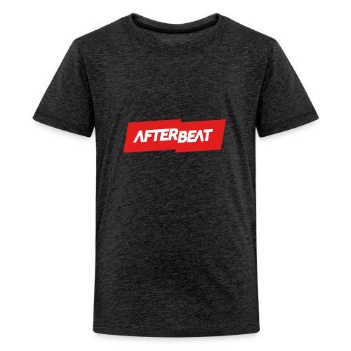 Afterbeat LOGO Merchandise - Teenage Premium T-Shirt