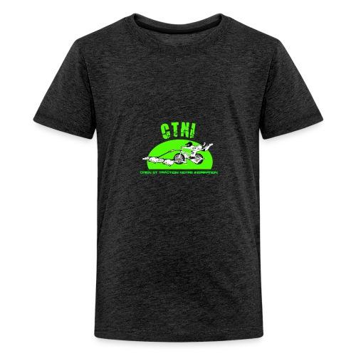 ctni - T-shirt Premium Ado