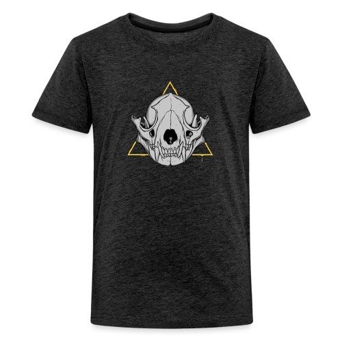 IN TRASH WE TRUST - Koszulka młodzieżowa Premium