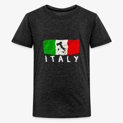 Italien - Teenager Premium T-Shirt