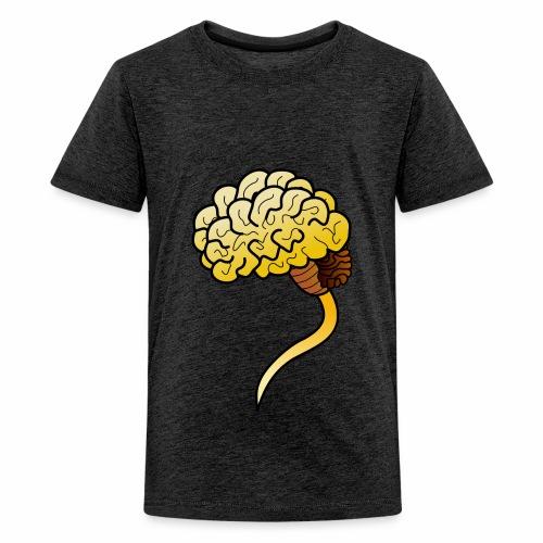 Brain - Teenager Premium T-Shirt