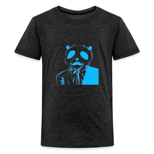 BluePanda Logo - Teenage Premium T-Shirt