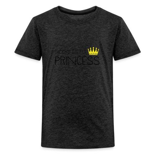 Daddy's little Princess - Teenager Premium T-Shirt