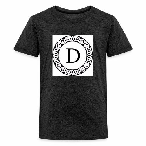 DusTT logo - Teenage Premium T-Shirt