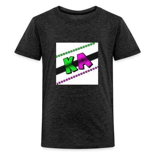 Kevin Alves Fan - Teenage Premium T-Shirt