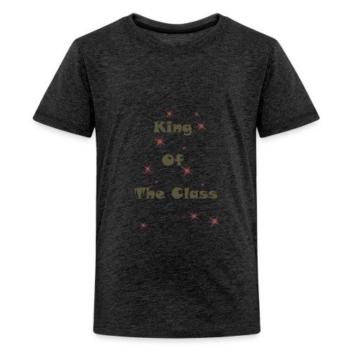 king of the class - T-shirt Premium Ado