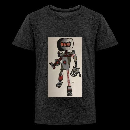 Rock OT BY TAiTO - Teinien premium t-paita