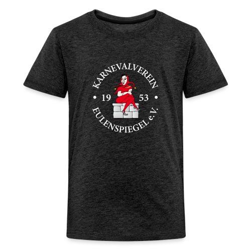 Vereinsbekleidung des KV Eulenspiegel e.V. - Teenager Premium T-Shirt