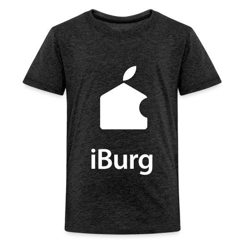 iburg def - Teenager Premium T-shirt