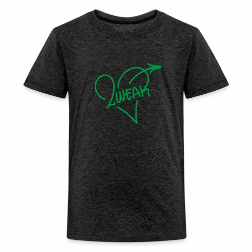 Love for a green life - Teenager premium T-shirt