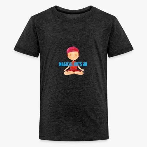 profilo traspartente mdj - Maglietta Premium per ragazzi