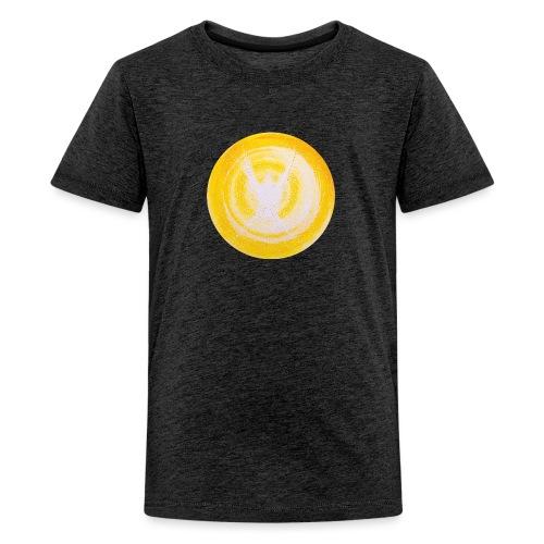 SoulArt-Mandala Engel des Lichts - Teenager Premium T-Shirt